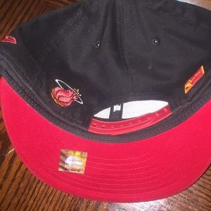 9fifty Accessories - Miami Heat SnapBack